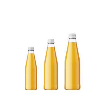 50-100ml glass bottle