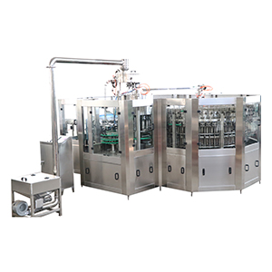 Water Filling Machine CGF50-50-14