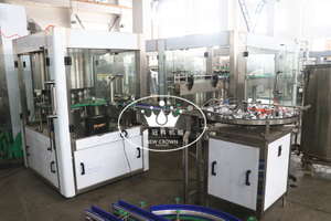 Automatic 15000BPH Plastic Jar Capping Machine