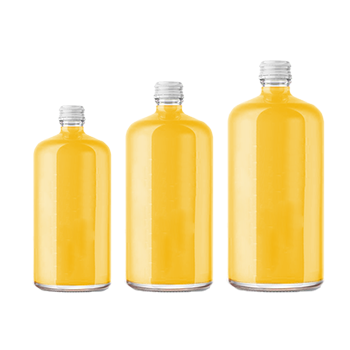 3L-5L glass bottle
