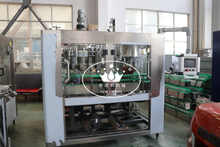 Glass Bottle Ketchup Tomato Source Filling Capping Machine