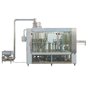 Beer filling machine BCGF24-24-8