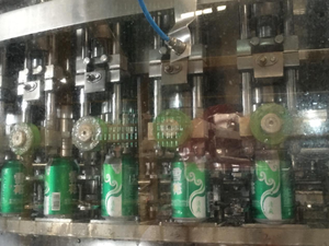 Aluminum Beer Canning Machine