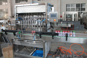 Olive Oil Can Filling Machine Metal Tin