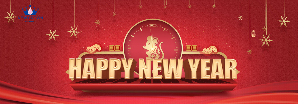 Happy Chinese New Year-NewCrown