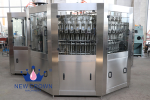 PET Bottle Carbonated Drink Filling Machine