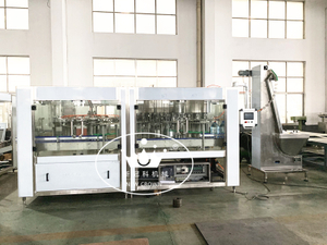 Rotary Type Automatic 5L Pet Bottle Water Liquid Filling Bottling Machine