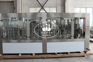 Basil Seed Juice Filling Machine
